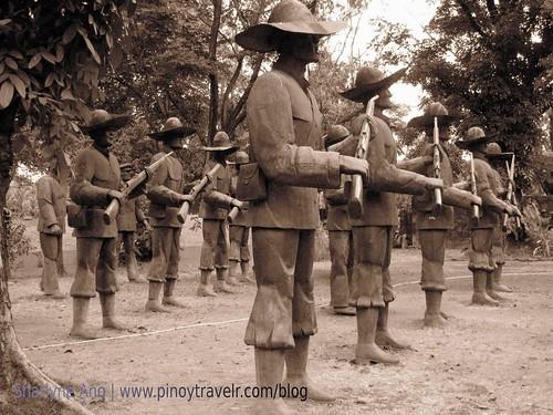 Rizal's Death Squad 3 in Luneta Park