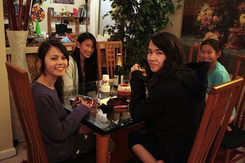 Ashley, Anna & the girls