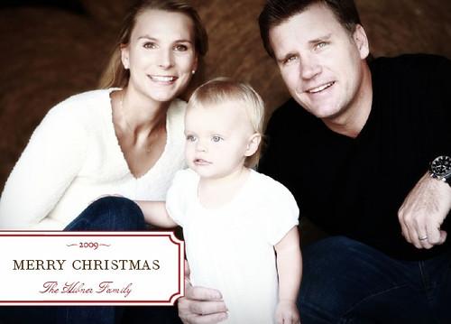 Christmas Card 2009 - 2