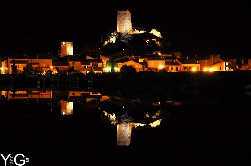 Gruissan village nuit by YannGarPhoto.wordpress.com