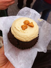 Chocolate Peanut Butter Cupcake - Cupcake Stop