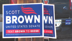 Scott Brown for US Senate