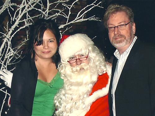 Jo & Peter Stougaard, December 2009