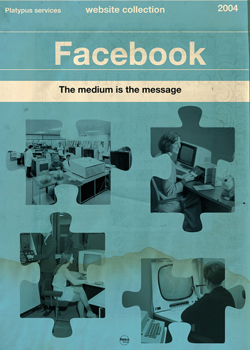 Retrofuturism Facebook