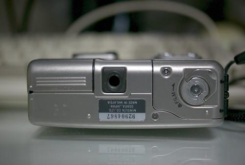 MINOLTA VECTIS 300(APS Film Camera)