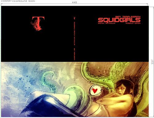 Ben Templesmith's Squidgirls Cover A