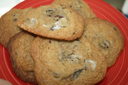 YIP 203.365 Chocolate Chunk Cookies with Sea Salt