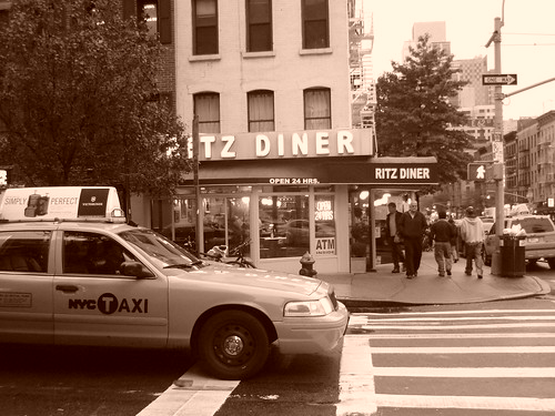 The Ritz Diner