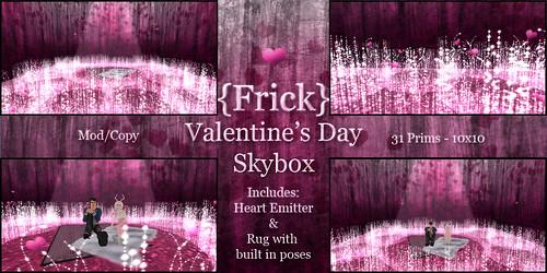 Frick - Valentines Day Skybox
