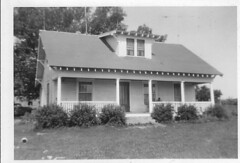 HAROLD AND MARY'S HOME IN DUNLAP, MO 1958