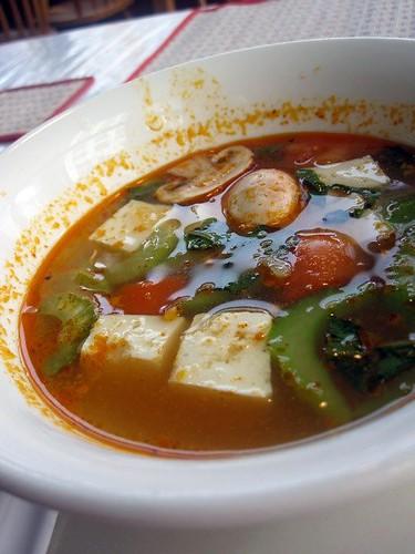 My Thai house soup