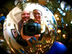 We're in a ball!