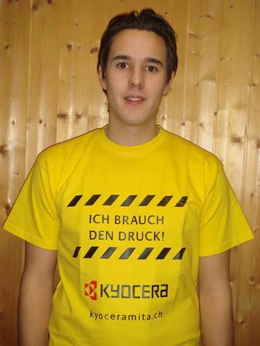 Kyocera T-Shirt