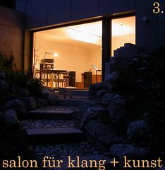 Udo Schindler & Gunter Pretzel | 3. Salon für Klang + Kunst