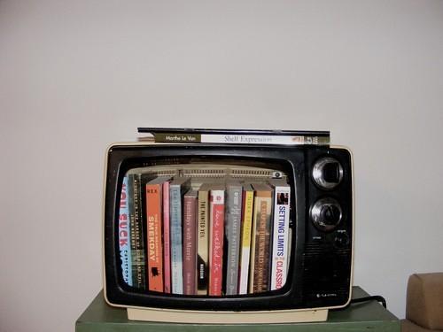 Books in TV
