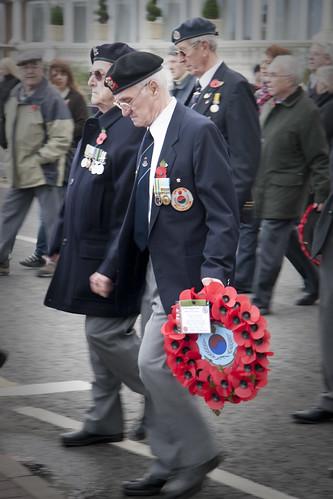 Armistice Day Veteran