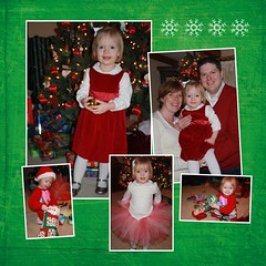 Christmas 2009 Scrapbook
