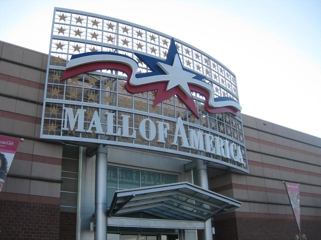 Mall of America Entrance