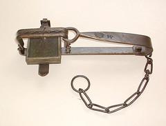 Vermin Trap, Wednesfield, 1867-1900, BIMW25