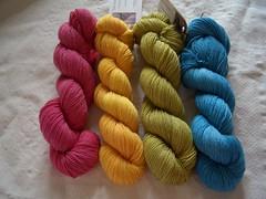 The Yarn Yard Clan