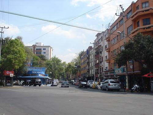 Bairro da Condesa, Cidade do México