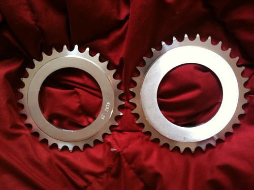 custom sprockets