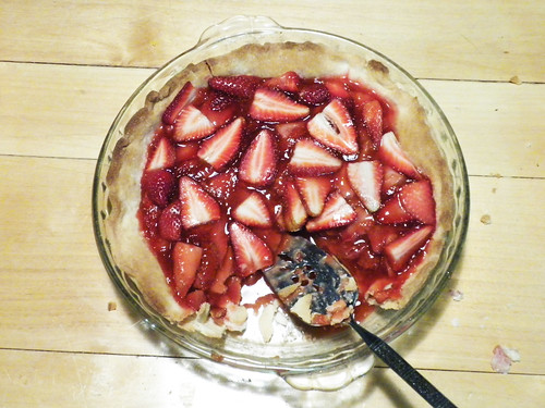 Stephanie's Strawberry Pie