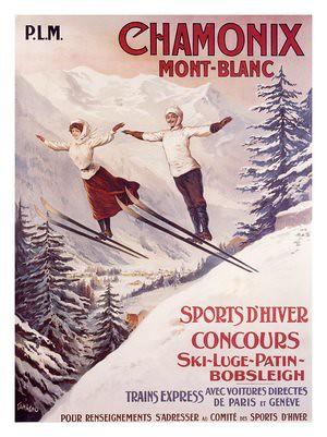 chamonix-france-tamagno-skiing-poster-1900s