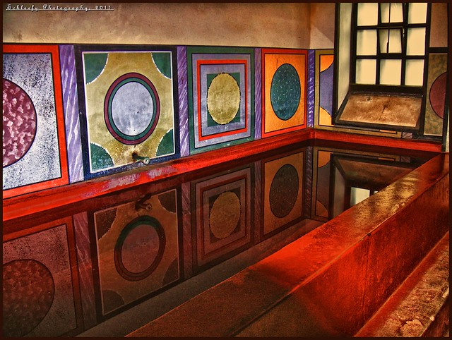 #135/365 Roman Bath Tub