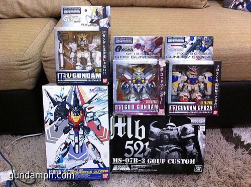 new kits SD Archive gundam