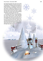 Prim Perfect: Issue 22 - December 2009 inside page