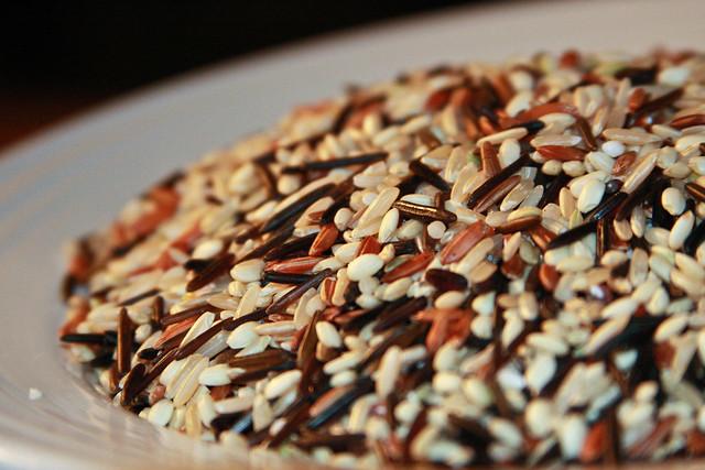 {4/365} wild rice blend