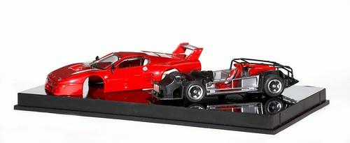 Art Model Ferrari
