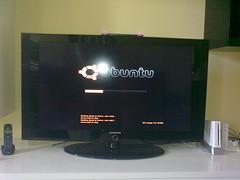 Ubuntu 40 pollici