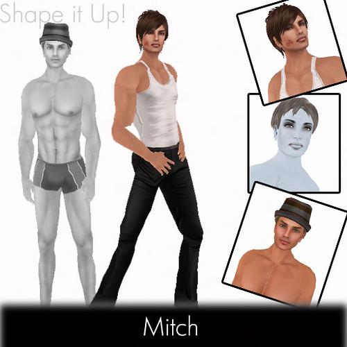 Shape it Up! Mitch MHOH3