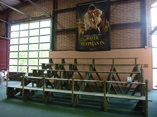 WI, Baraboo - Circus World Museum 128 - Water for Elephants