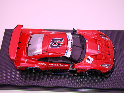 EBBRO HASEMI TOMICA EBBRO GT-R 2009 RD 1 (4)
