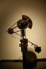 MIT Museum: Oil machine