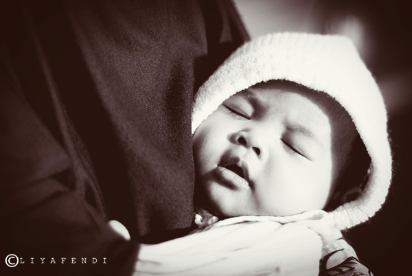 Baby Sumayyah