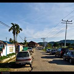 pekan Kinarut {Kinarut township}