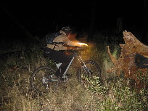 Ash Canyon Night Ride