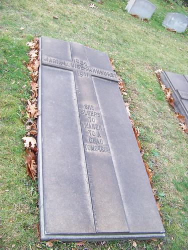 Maria Louise Pankhurst