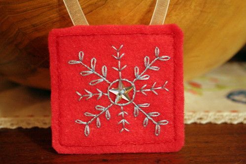 Snowflake for the Teacher
