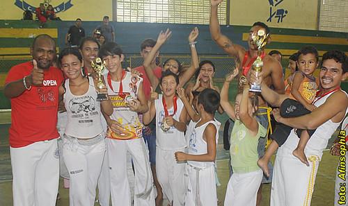Capoeira 2º Open 21 por você.