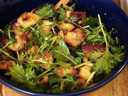 bread salad a la Zuni Cafe