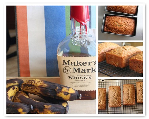 Banana Bread Mosaic
