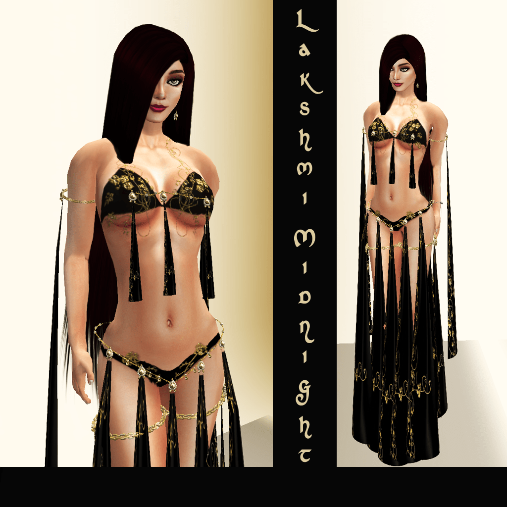 Lakshmi Midnight by Silk & Satyr