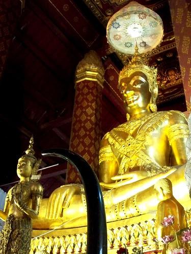 Thailand วัดหน้าพระเมรุ-Wat NaPraMeru