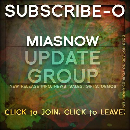 MIASNOW SUBSCRIBE-O