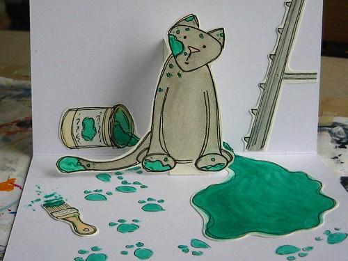 decorator kitty - inside detail